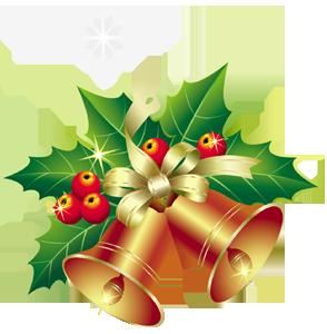 christmas-bells-mistletoe-ornaments
